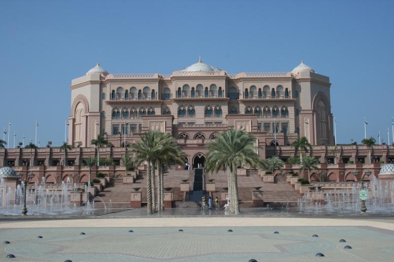 Hotels Near Grand Mosque Abu Dhabi