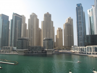 Marina Lake Towers