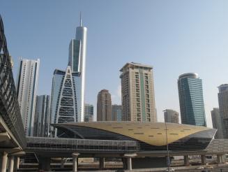 Marina Metro Station